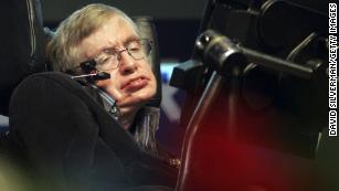 Tributes flood in for Stephen Hawking