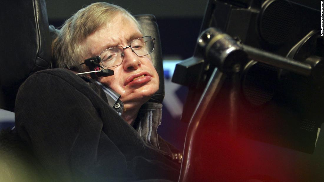 Sense of humor 'as vast as the universe': Tributes flood in as world remembers Stephen Hawking
