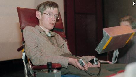 Hawking's thesis crashed Cambridge University's website