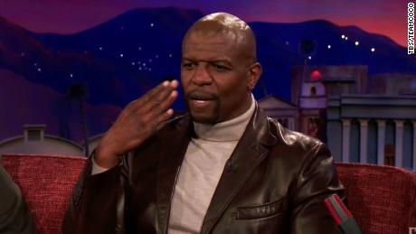 Terry Crews Conan 2