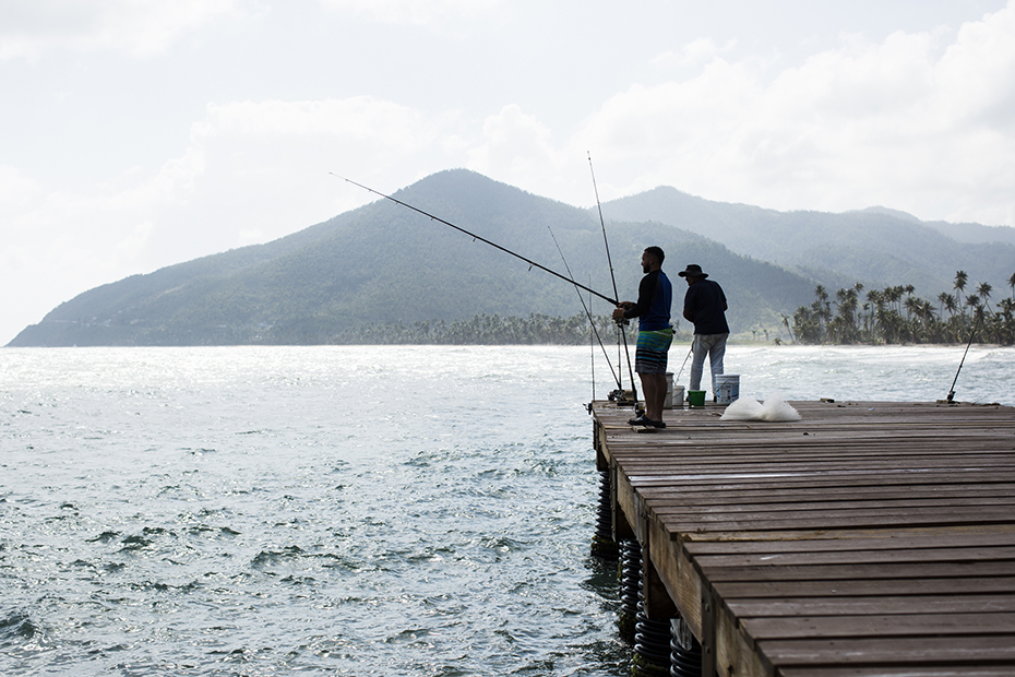Crabbing and fishing are popular in Maunabo. The town hosts an annual crab festival.
