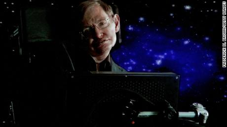 Stephen Hawking's paper on black holes and hair;
