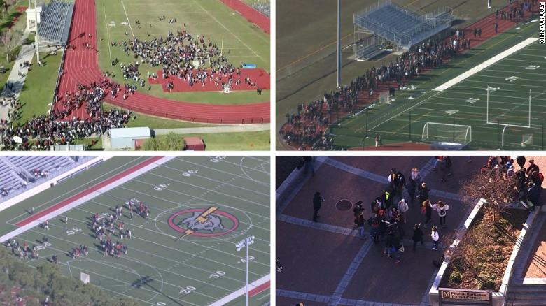 WATCH LIVE: Student walkouts across the country