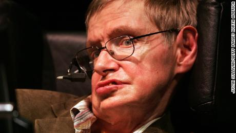 Stephen Hawking in 2010: I've had a full life