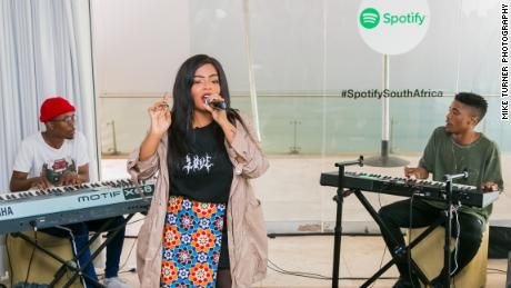 Spotify is launching its services in South Africa. With the increase of smartphone usage, the company is looking to make headway across the continent.