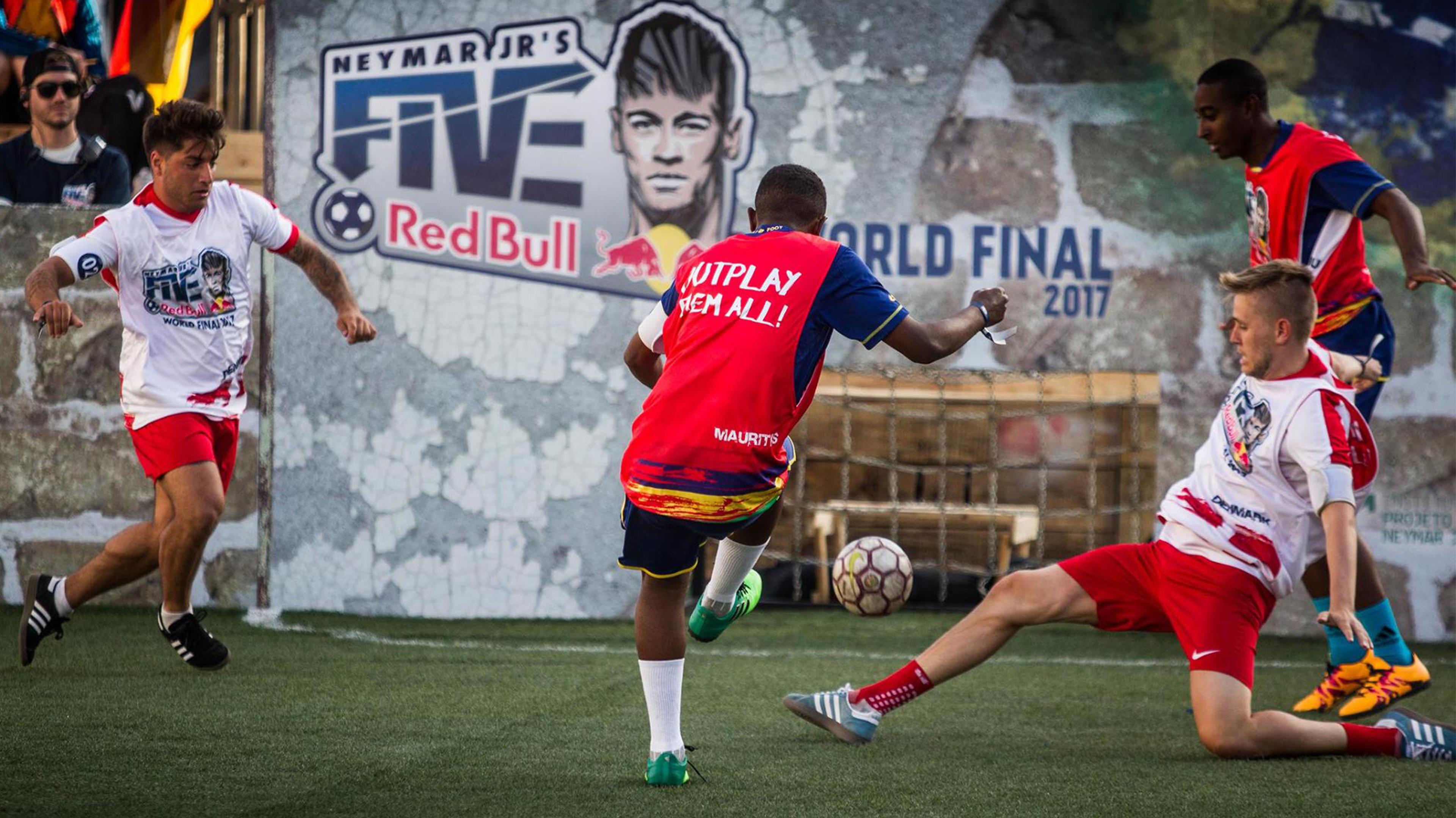 b8d571601 ¿Qué es el Neymar Jr's Five? - CNN Video