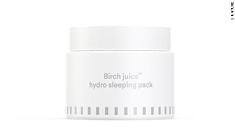 E Nature's Birch Juice Hydro Sleeping Pack