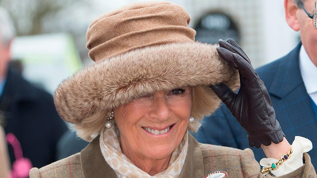 <strong>Royal occasion:</strong> Camilla, Duchess of Cornwall is another noted racing fan in the royal household.