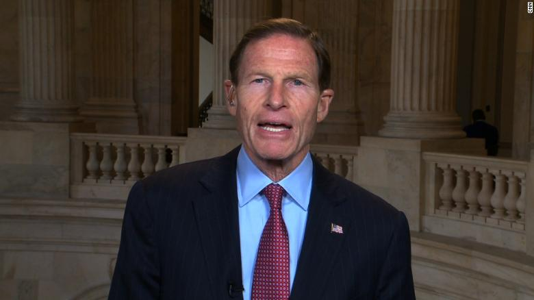 Blumenthal: House Intel outcome gift to Putin