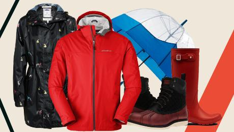 7935ee667 The best raincoats, rainboots and umbreallas to beat April showers - CNN