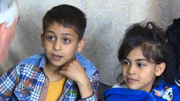 boy 7 years war in syria