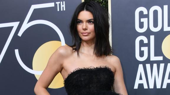 """In March 2018, Kendall Jenner answered rumors that she is gay in an interview with Vogue. Fans have watched the model grow up on """"Keeping Up With the Kardashians,"""" and she has made the most of the opportunity, hosting awards shows, endorsing products and walking high fashion runways."""