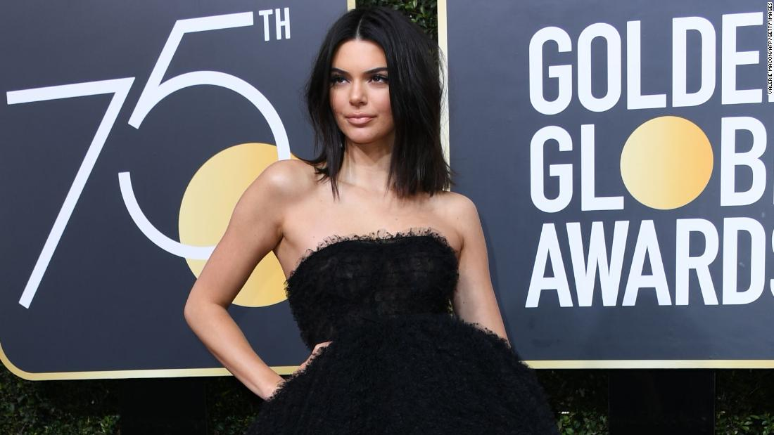 Kendall Jenner Addresses Gay Rumors In Vogue Interview Cnn