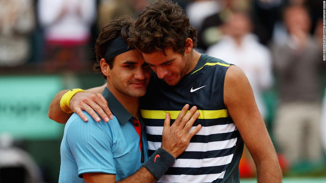 Federer was now one win away from grabbing that first French Open crown and faced ...
