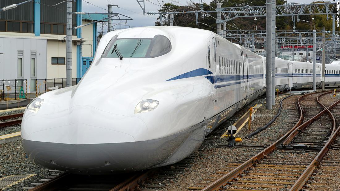 Japan unveils new Shinkansen 'Supreme' train