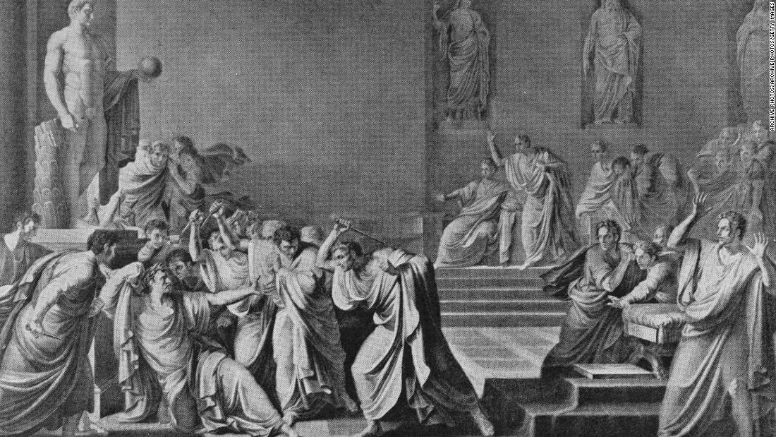 Why The Ides Of March Is Considered Bad Luck Cnn