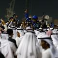 dubai world cup 2014 victory parade