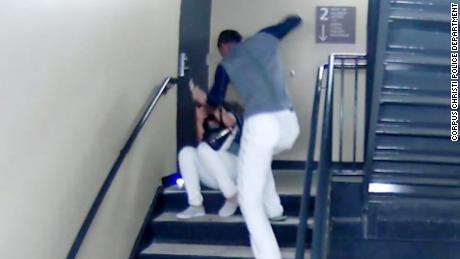 Video Shows Baseball Player Beating Woman