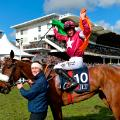Jack Kennedy riding Shattered Love Cheltenham Racecourse