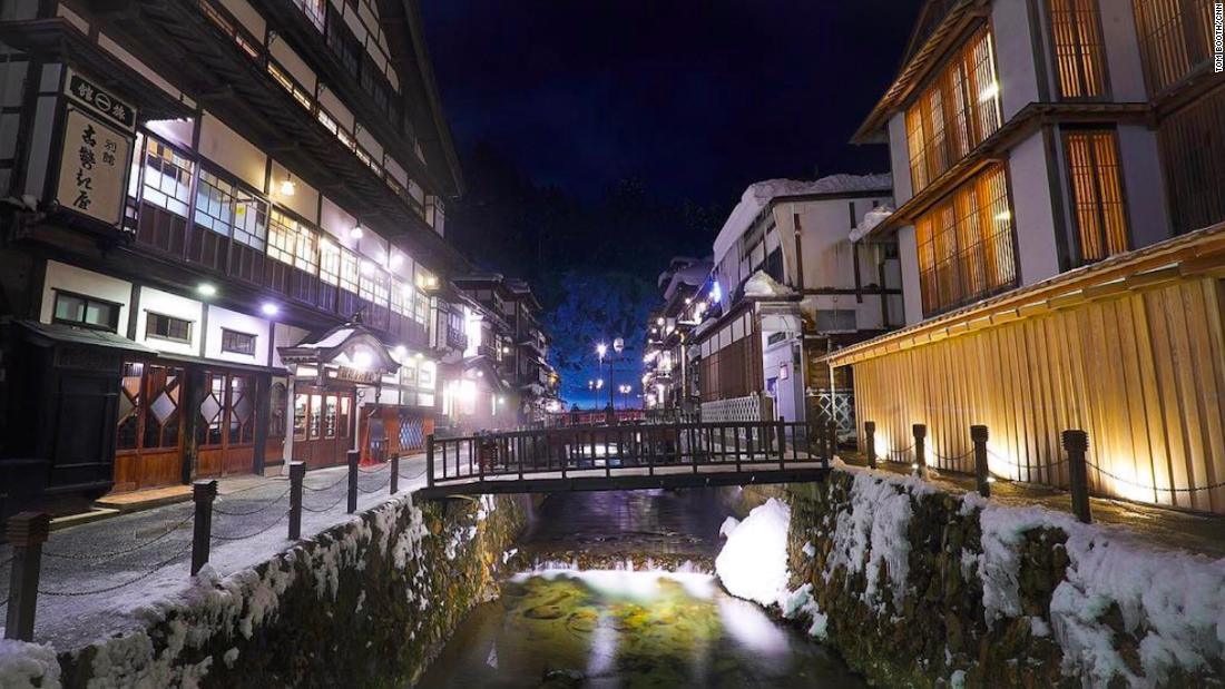 Japan's most charming winter village?