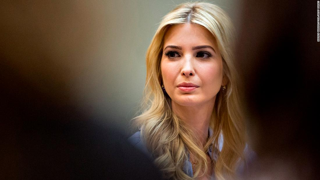 Opinion: Ivanka's deafening silence