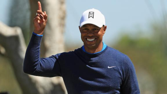 Back at Bay Hill: A 71-foot putt was the highlight of Woods