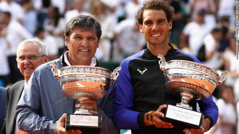 Toni Nadal on Rafa return and the Davis Cup