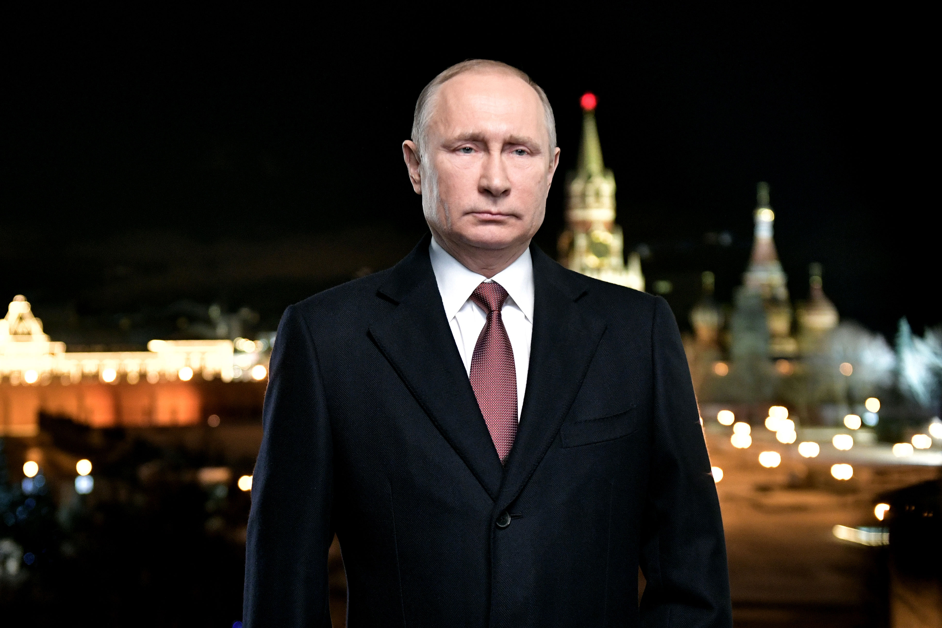Putin: Disruption of a performance or exhibition is absolutely unacceptable 12/02/2016 5