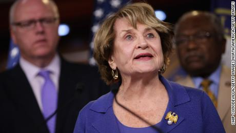 WASHINGTON, DC - JULY 30:  House Rules Committee ranking member Rep. Louise Slaughter (D-NY) talks to reporters with members of the House Democratic leadership after the House voted 225-201 to authorize a lawsuit against the President Barack Obama at the U.S. Capitol July 30, 2014 in Washington, DC. The House voted on the Republican legislation authorizing the lawsuit that claims Obama overstepped his powers in ordering changes to his signature health care law, the Affordable Care Act.  (Photo by Chip Somodevilla/Getty Images)