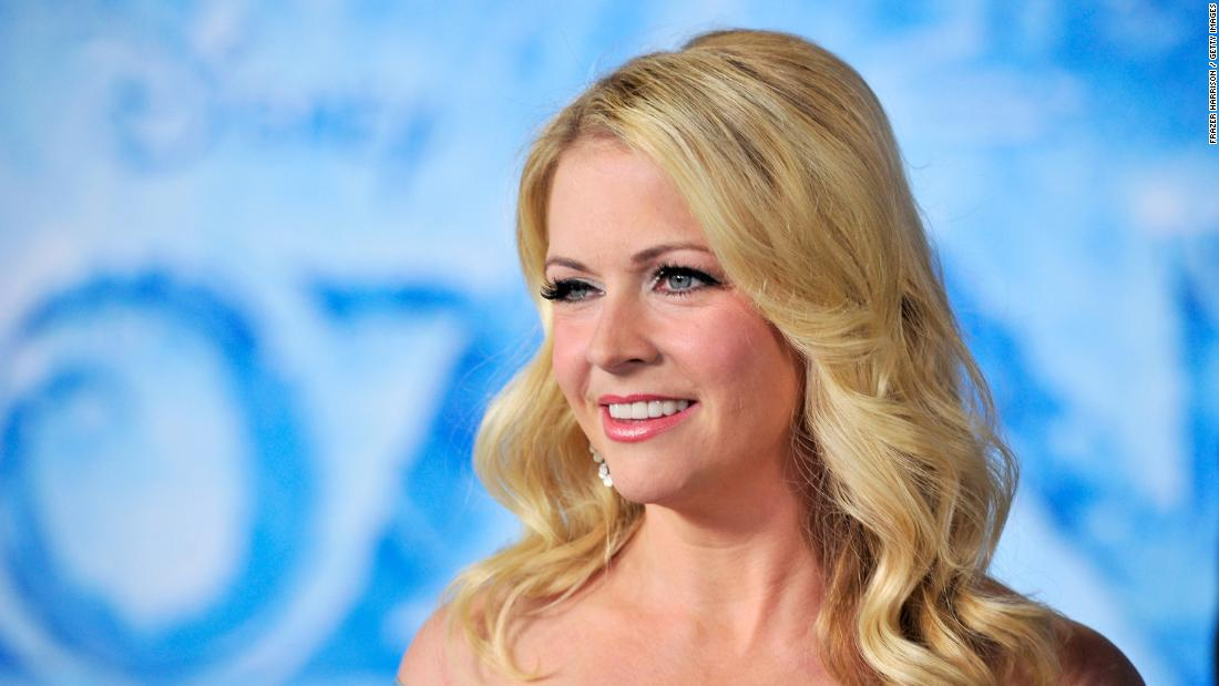 Melissa Joan Hart shares update on her Covid-19 recovery