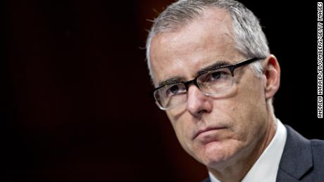 Mueller has McCabe memos documenting conversations with Trump