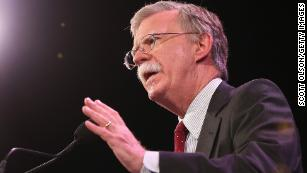 Bolton's move to White House signals a more hawkish turn