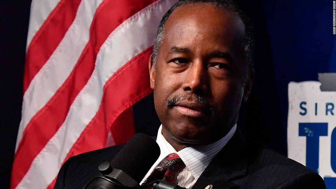 Washington Post: Ben Carson made dismissive comments about transgender people in internal meeting, attendees say