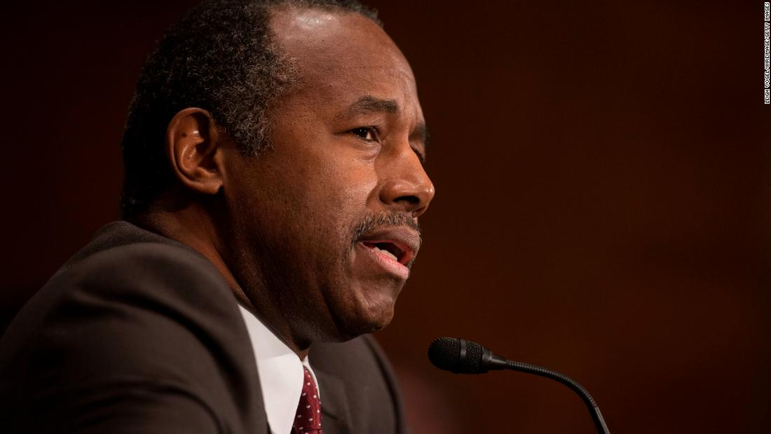 Ben Carson ties Kavanaugh allegation to centuries-old socialist group