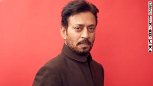 'Life of Pi' star Irrfan Khan reveals he has a rare tumor
