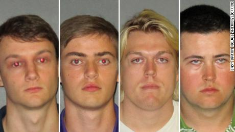 maxwell gruver hazing indictments mugshots