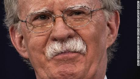 John Bolton's mustache is more qualified to be national security adviser than he is