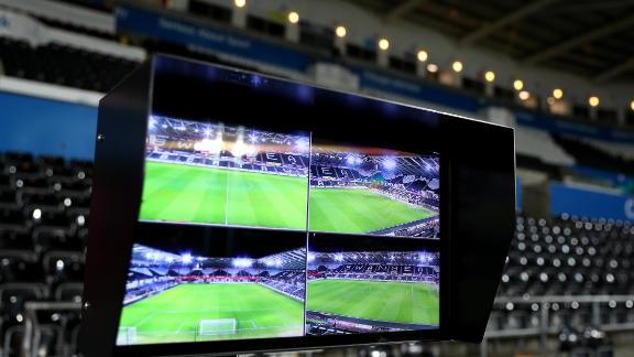 VAR will be used in a World Cup for the first time this summer