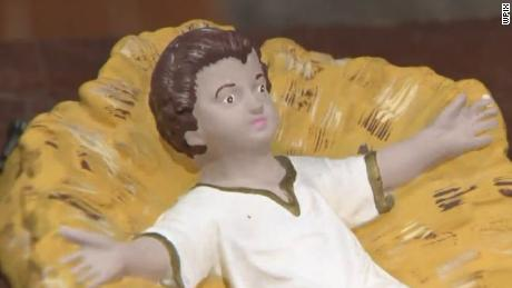 Baby Jesus stolen from church returned after nearly 100 years
