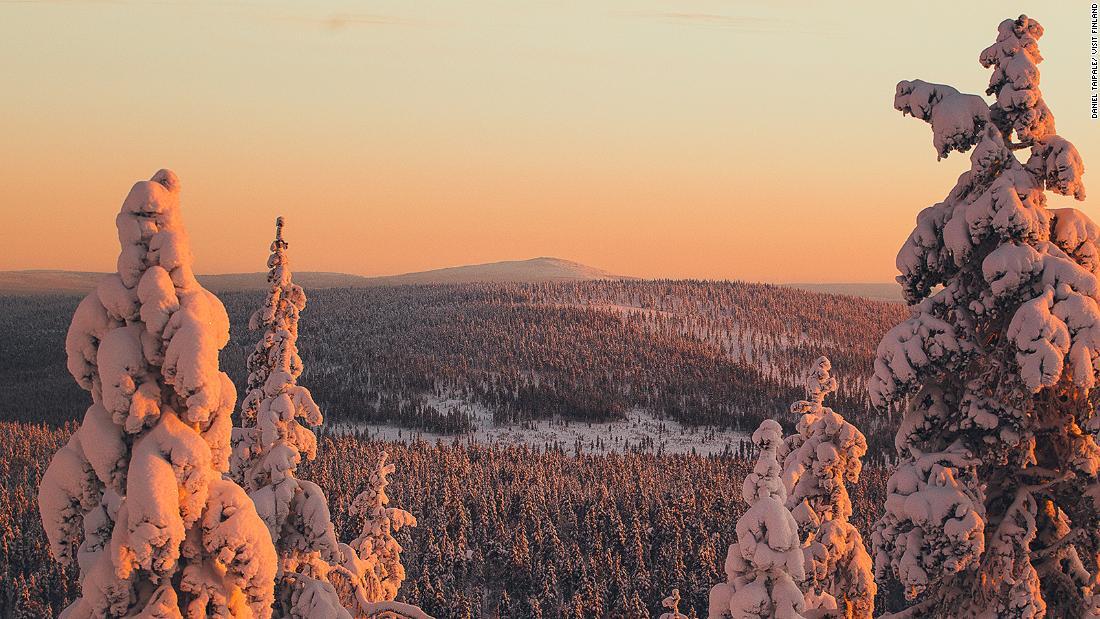 Finland's best ski resort