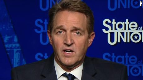 Flake: Hope GOP colleagues stand up for Mueller