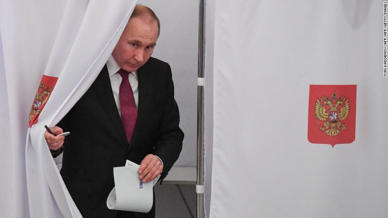 Russians head to the polls for election