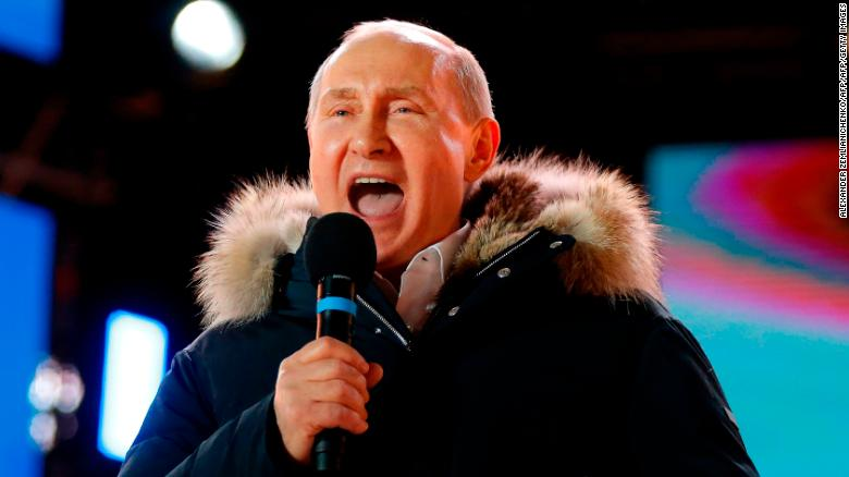 Russia votes: How the day unfolded