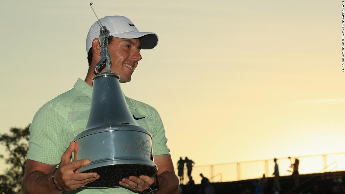 <strong>Rory Roars Back:</strong> Although Tiger Woods carded a three-under 69 on the final day of the Arnold Palmer Invitational, he finished eight shots behind eventual champion Rory McIlroy. The Northern Irishman finished 18 under for the tournament after a stunning final-round 64.