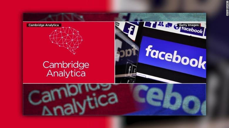 What kind of data did Cambridge Analytica access?