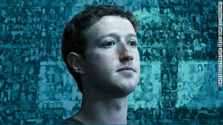 zuckerberg facebook data