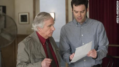 Henry Winkler, Bill Hader in 'Barry'
