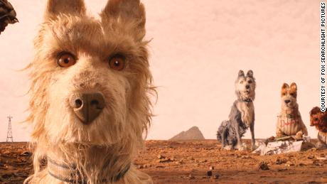 'Isle of Dogs'