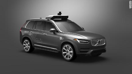 Pedestrian struck by self-driving Uber, killed