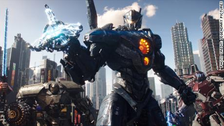 'Pacific Rim Uprising'  dethrones 'Black Panther' at the box office